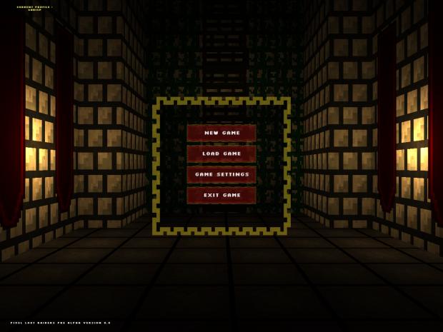 Pixel Loot Raiders - Main Menu Progress 02
