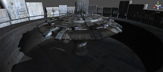 Soneria Level Boss - In-Game & Unity3D Render
