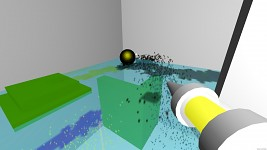 OUYA CREATE prototype screenshot