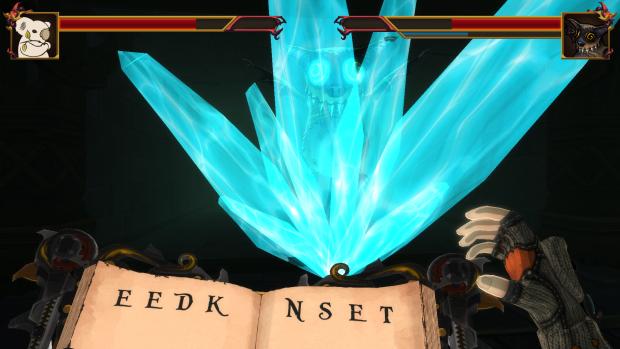 WordTrap Dungeon Pre-Alpha Screenshots