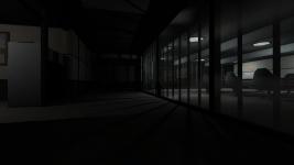 Corporation Hallway