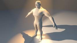 Human Model 002