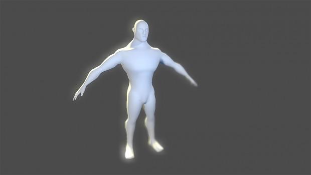 Human Model 001