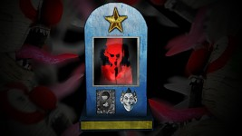 Carnival vending hell machine