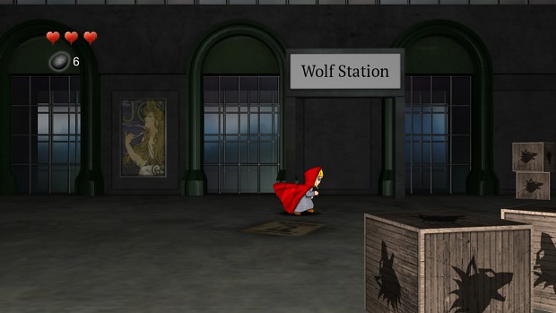 wolf's Station