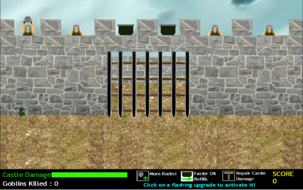 Goblins at the Gate screenshots