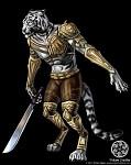 Maorende Warrior Concept