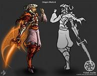 Dragon Warlord Concept