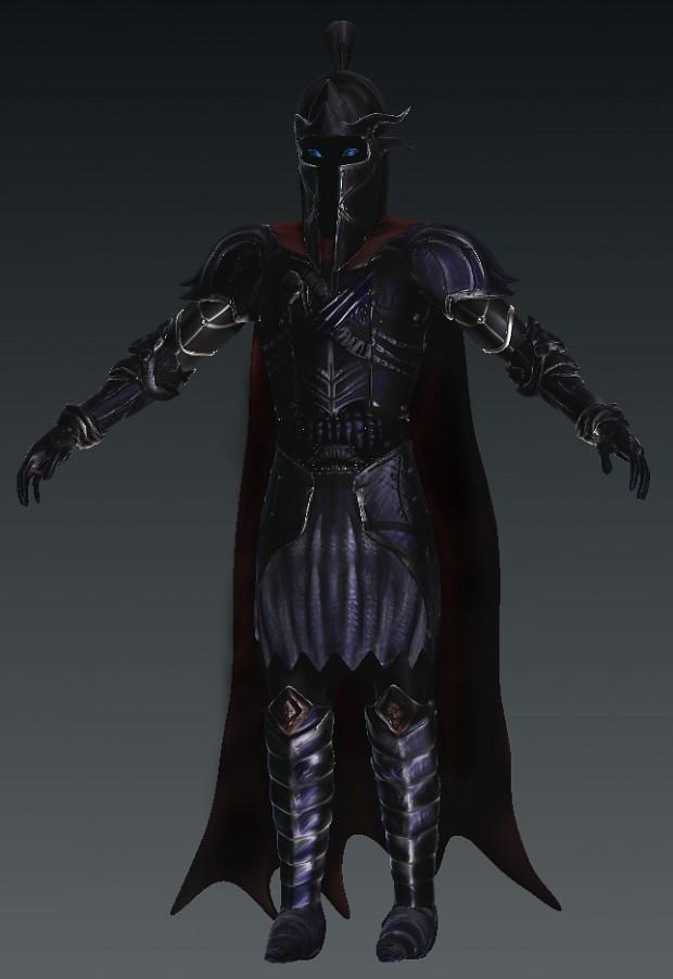 Dark Hoplite Model Update