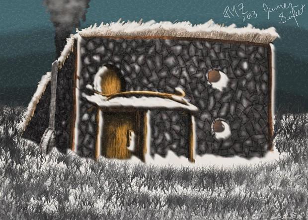 Viking Cabin Concept