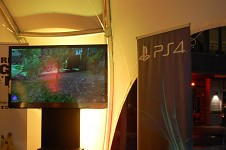 PS4 announcement at Fringe Festival