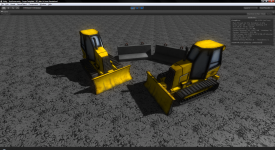 Test Dozer In-game