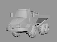 HD Haul Truck