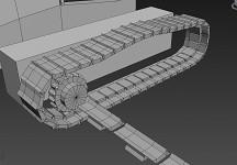 Tracks Model