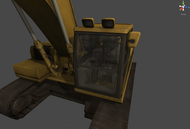 330B Excavator
