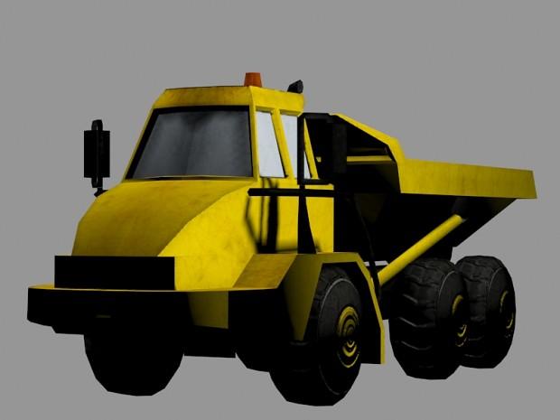 Haul Truck Basic Model