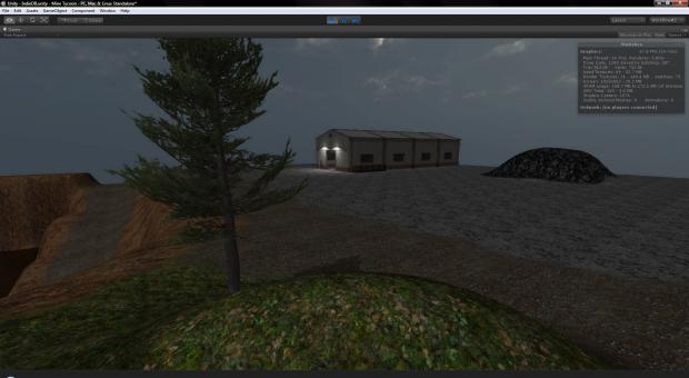 Garage + Mining Pit Example