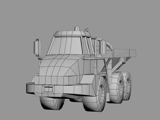 Haul Truck