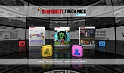 TOUCH PACK OPTIONS screenshot