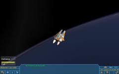 Falcon in Orbit