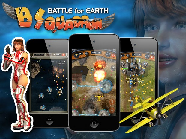 B-Squadron : Battle for Earth