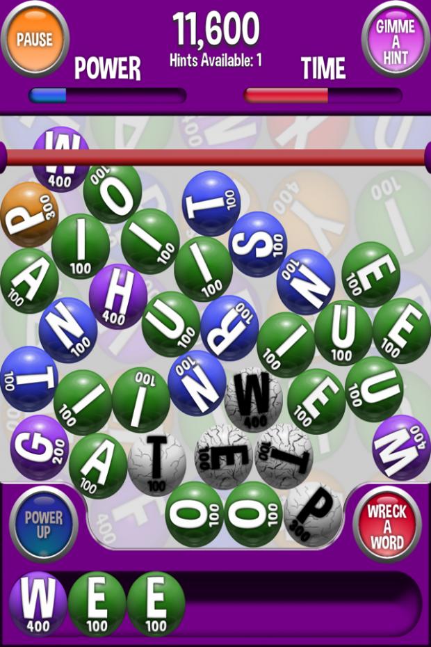 Wreck A Word Screenshots