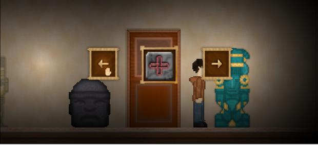 New Aztec puzzle