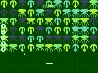 Bouncing Alien Pixel