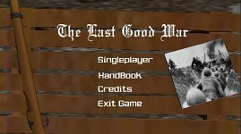 In Game - Menu