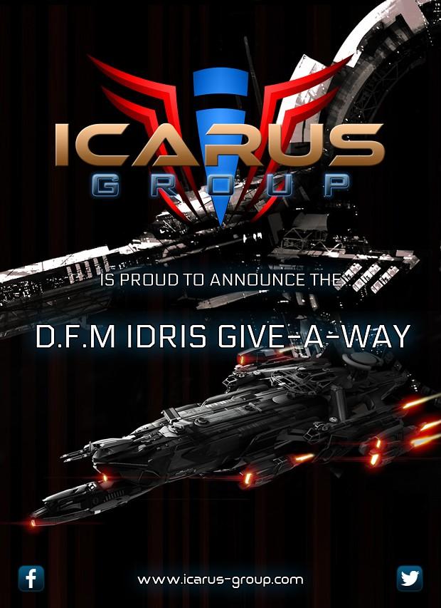 D.F.M. Idris Give-a-Way