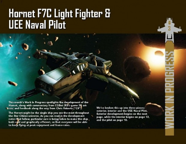 Hornet F7C Light Fighter & UEE Naval Pilot