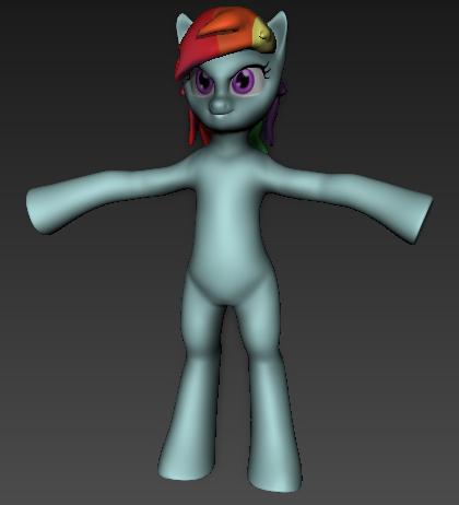 Rainbow Dash Revison 1.5