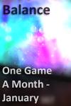 Balance - January Game