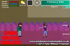 Zombie Survival Simulator - Theatre