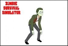 Zombie Survival Simulator 2015 - Zombie sprite
