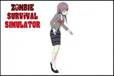 Zombie Survival Simulator 2015 - Zombie sprite 2