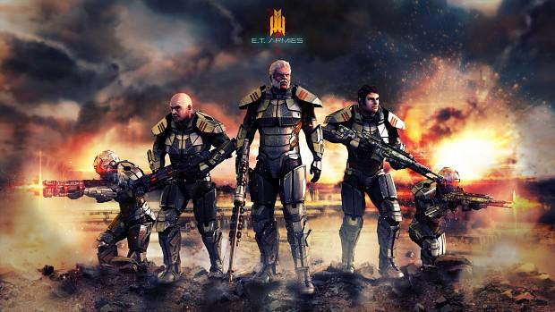 ET Armies Wallpaper -1