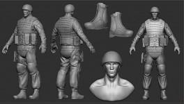 British Soldiers - WIP