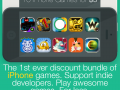 Circulets is featured in the first iOS bundle