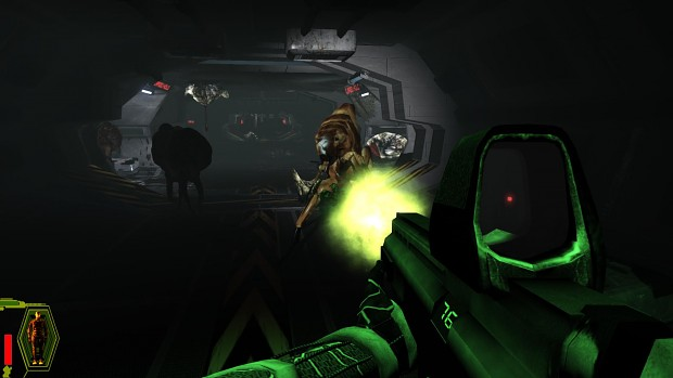 CDF Ghostship - First Beta Screens