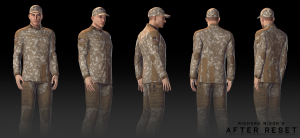 The Military Combat Uniform (MCU) - M