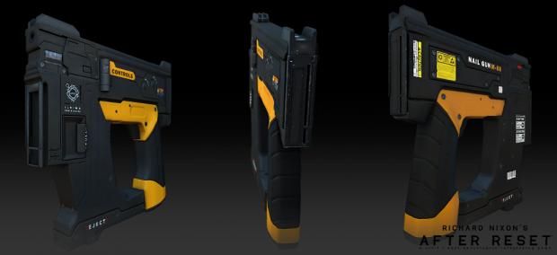 Nail Gun M-88