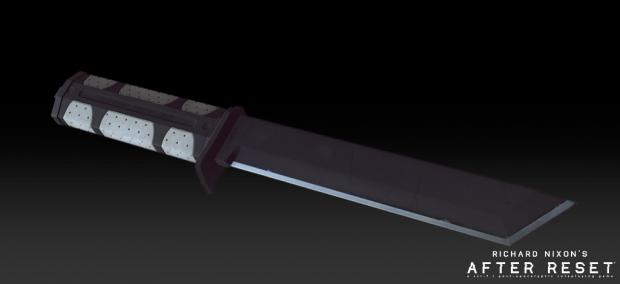 UKFU Mk2 combat knife