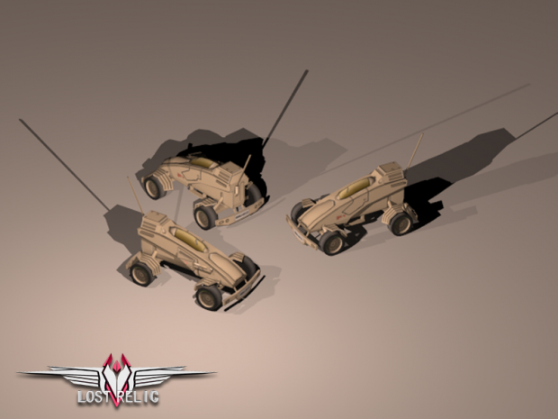Right Wing Scout Buggy