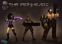 Ironheads gang concept