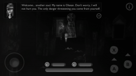 Emilly In Darkness - gameplay screenshot