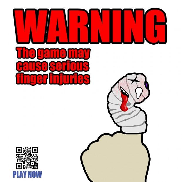 warning cookie