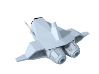 Simple ship back 1