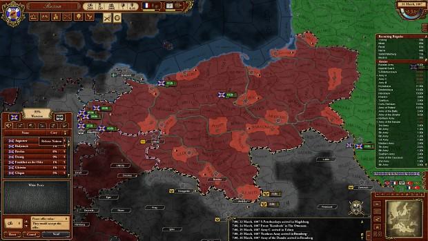 Russian peace negotiations