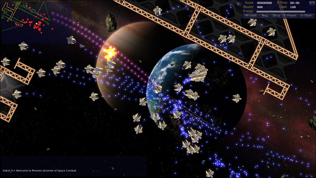 Phoenix USC: More bots, ships and game play